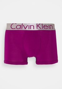Calvin Klein Underwear - STEELTRUNK 3PACK - Pants - blue/purple/black - 1