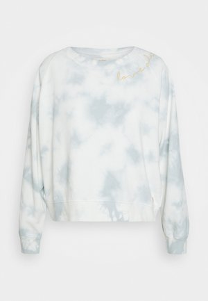 SUN SHRUNK - Sweatshirt - vista blue