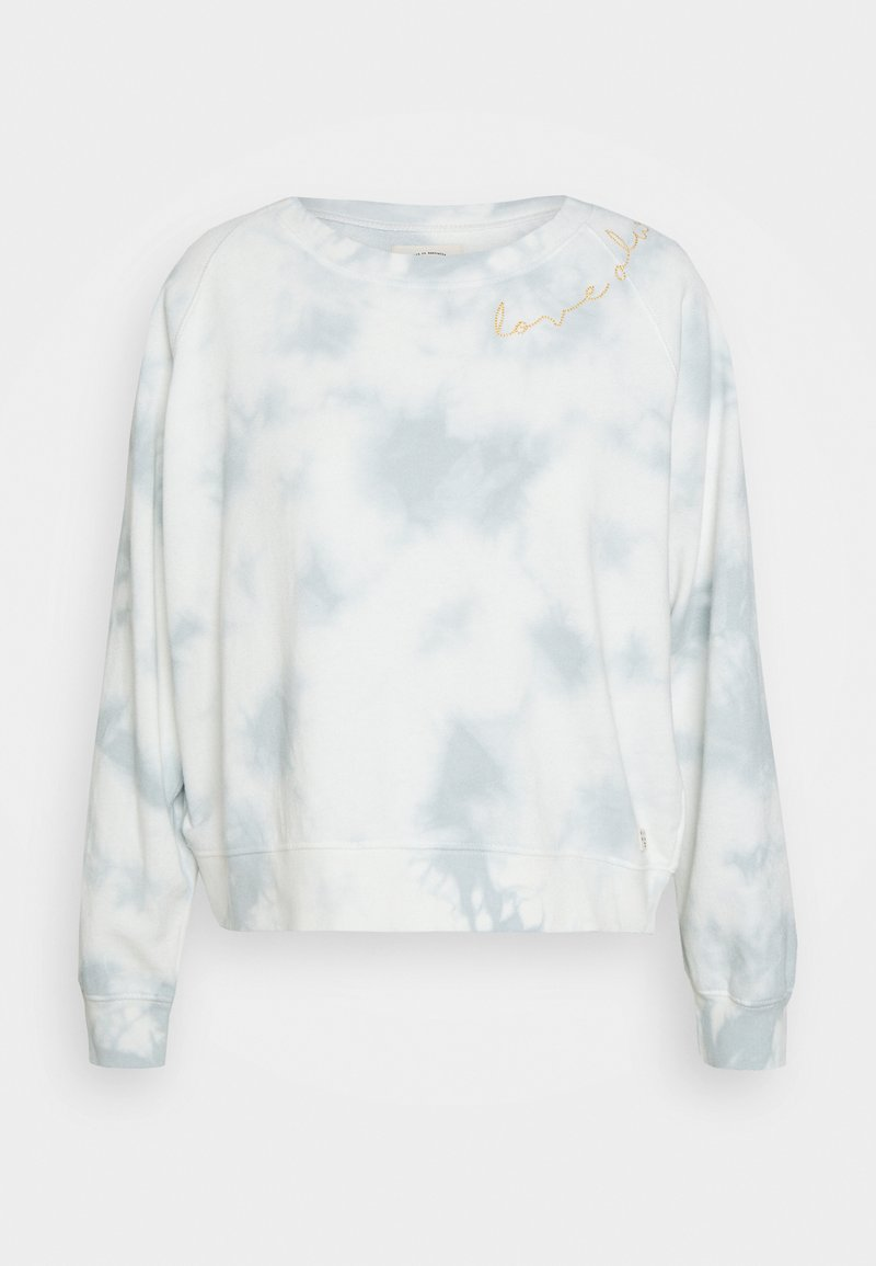 Billabong SUN SHRUNK - Sweatshirt - vista blue/blau 4wOhnA