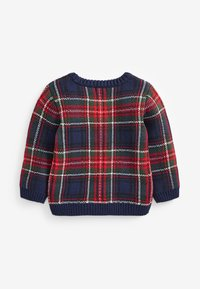 Next - TARTAN  - Jumper - blue - 1