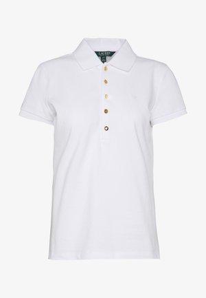 ATHLEISURE  - Koszulka polo - white