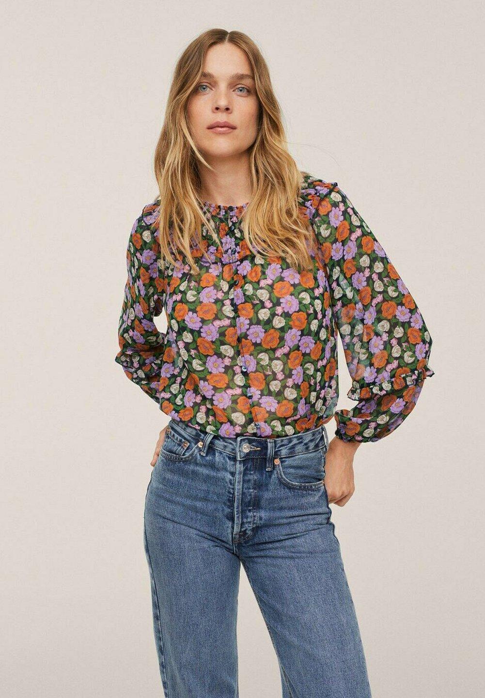 Women MARGOT - Button-down blouse