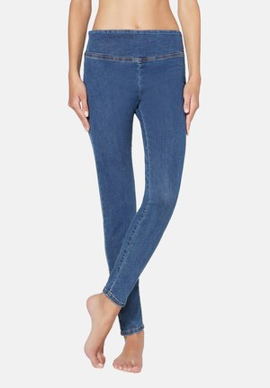Leggings - Trousers - blu jeans