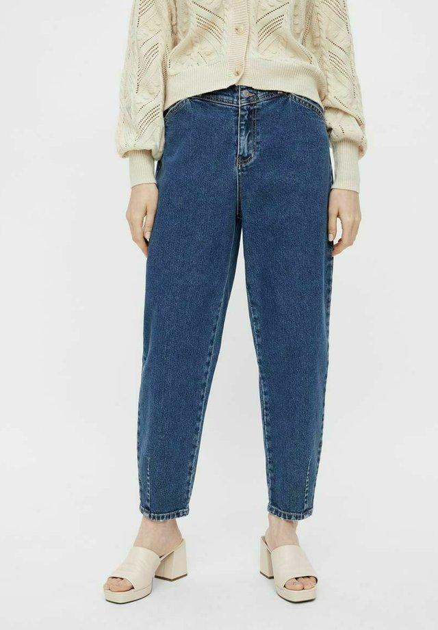 TAILLE - Jeans a sigaretta - dark blue denim