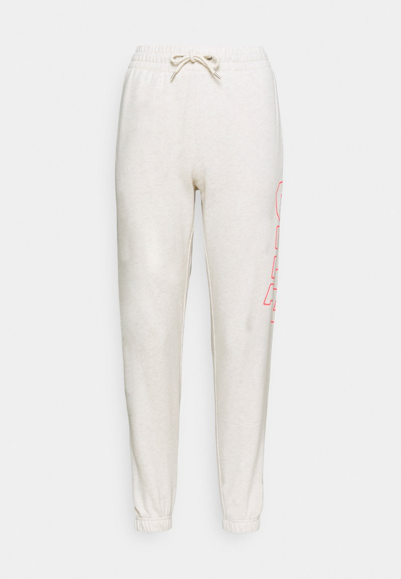 GAP - EASY - Tracksuit bottoms - oatmeal heather