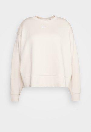 CREW PLUS - Sweatshirt - pearl white/white