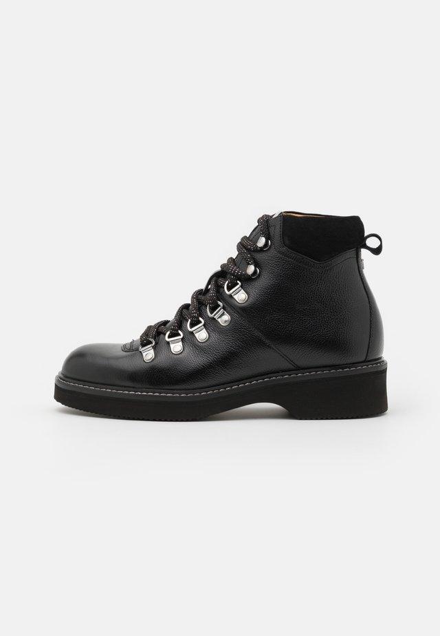 RAMELS - Šněrovací kotníkové boty - black