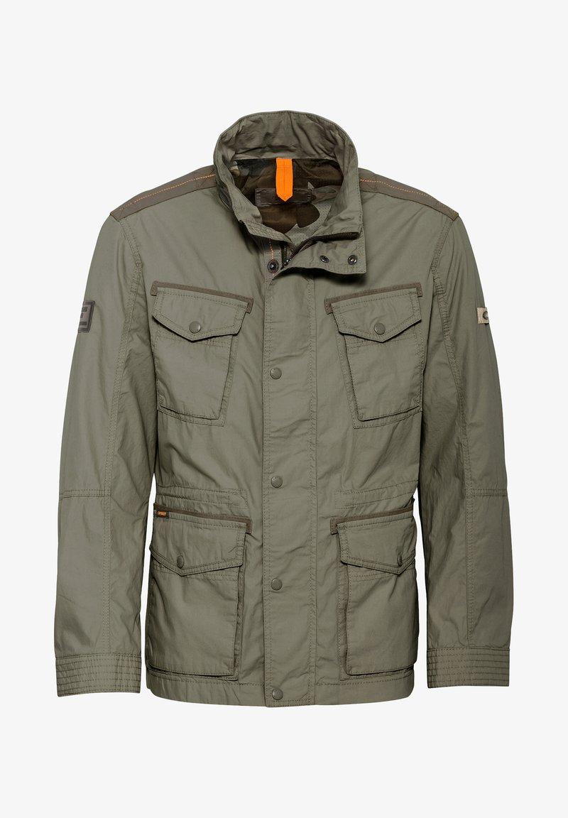camel active - Outdoor jacket - khaki