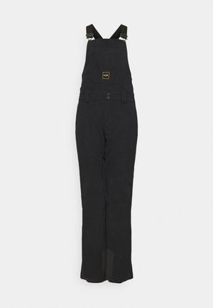 RIVA BIB - Snow pants - black
