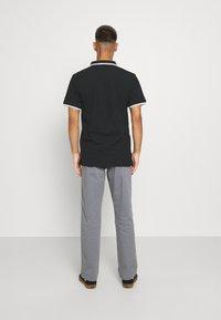 Denim Project - Polo shirt - black - 2