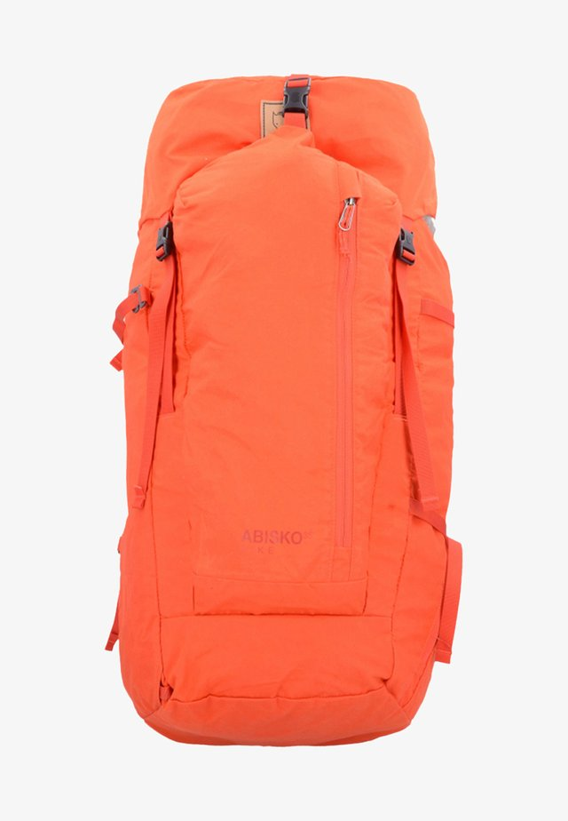 Hiking rucksack - flame orange