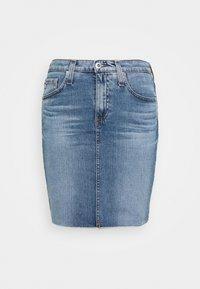 AG Jeans - ERIN - Jupe en jean - blue - 5