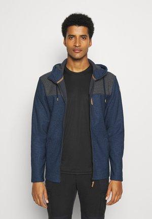 ATHOL - Fleecová bunda - dark blue