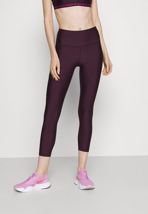 HI ANKLE - Leggings - polaris purple