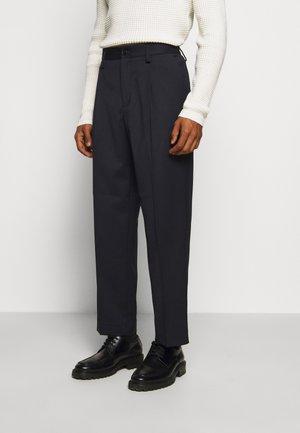 SAMSON TROUSER - Trousers - navy