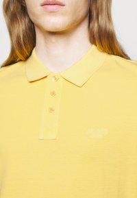 JOOP! Jeans - AMBROSIO - Polo shirt - bright yellow - 4