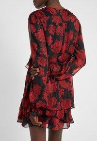 The Kooples - Bluse - red/black - 3