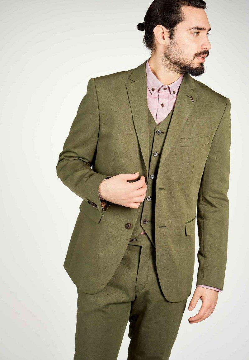 MDB IMPECCABLE - Blazer jacket - khaki