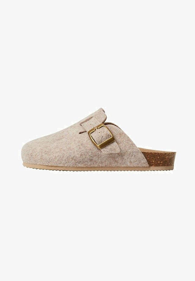 COOZY - Slippers - beige