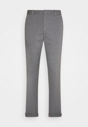 CROPPED SLIM - Chinos - grey