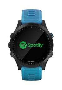 """Garmin - GARMIN GPS-LAUFUHR SET """"FORERUNNER 945 TRI BUNDLE"""" - Smartwatch - black - 8"""