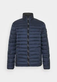 Calvin Klein - REVERSIBLE JACKET - Summer jacket - blue - 4
