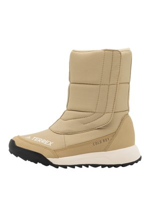 TERREX COLD.RDY SHOES - Talvisaappaat - beige tone/core black/white