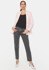 WE Fashion - Blazer - light pink - 1