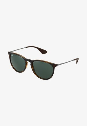 ERIKA - Sunglasses - havana green