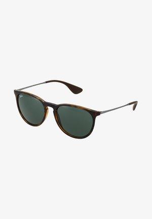 ERIKA - Sunglasses - havana green