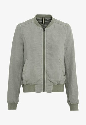 Bomber Jacket - lind green