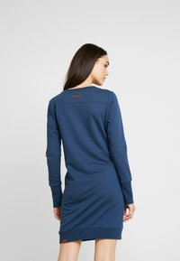 Ragwear - MENITA - Korte jurk - denim blue - 3