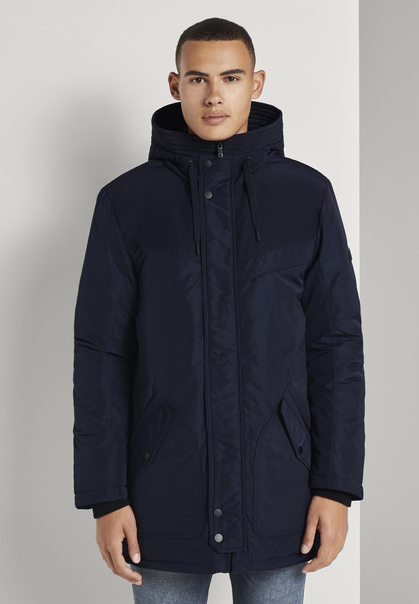 Homme MIT STEPPFUTTER - Veste d'hiver