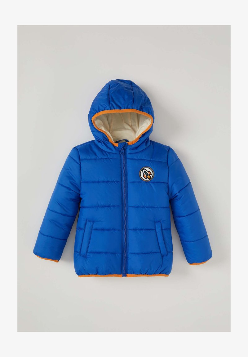 DeFacto - Cappotto invernale - blue
