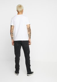 Levi's® Engineered Jeans - 502 REGULAR TAPER - Jeans Tapered Fit - charcoal milk denim - 2