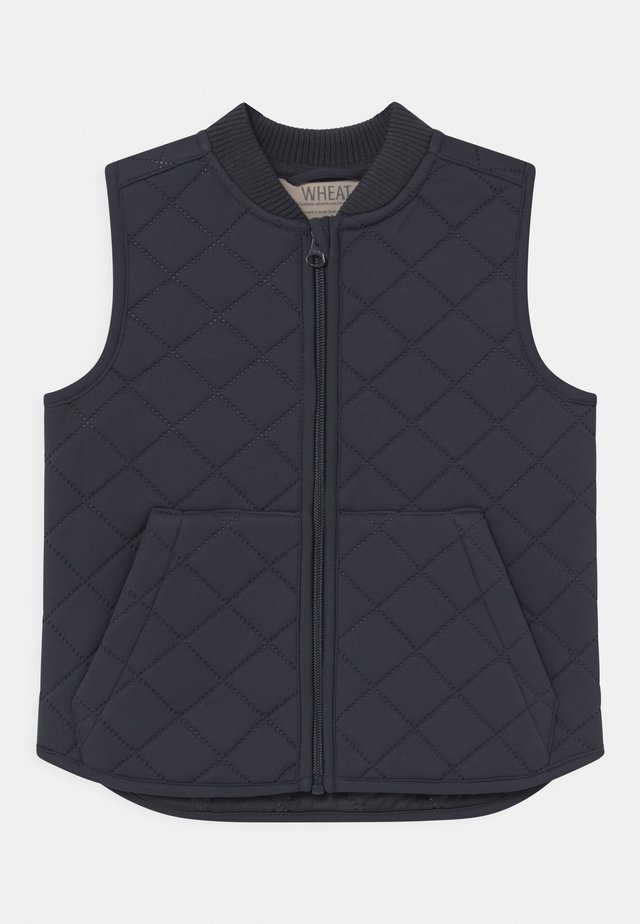 THERMO EDEN UNISEX - Liivi - dark blue