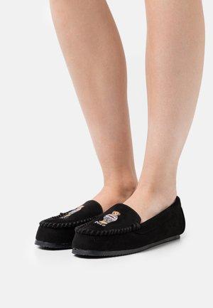 DEZI VBEAR - Slippers - black