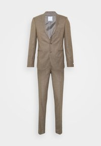 Viggo - BODON SUIT - Oblek - brown - 9