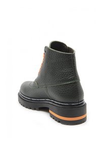 DOMBERS - LIMITLESS - Bottines à lacets - verde oscuro - 2