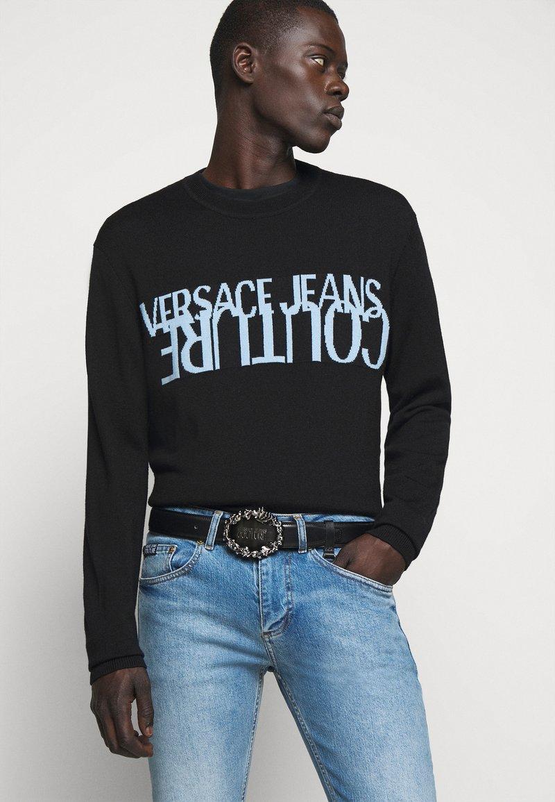 Versace Jeans Couture - Belt - black/gunmetal