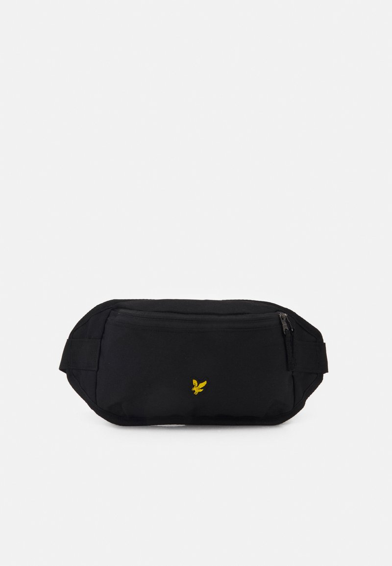 Lyle & Scott - LYLE CROSS BODY BAG UNISEX - Bum bag - black