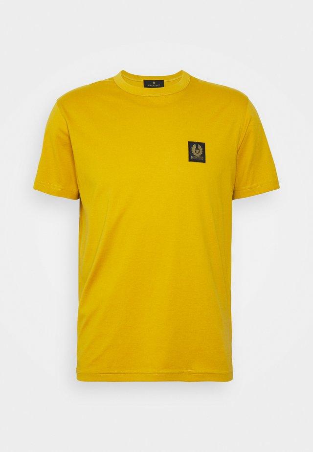 T-shirt basic - harvest gold