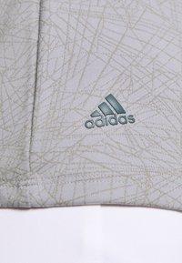 adidas Golf - PERFORMANCE SPORTS GOLF SLEEVELESS - Poloshirt - glory grey - 4