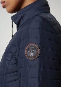 Napapijri - ACALMAR - Light jacket - blu marine - 3