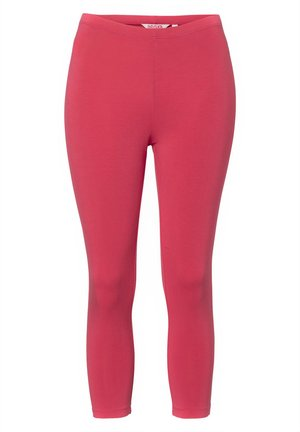 Leggings - Trousers - raspberry