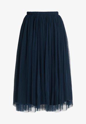 MERLIN SKIRT - A-line skirt - navy