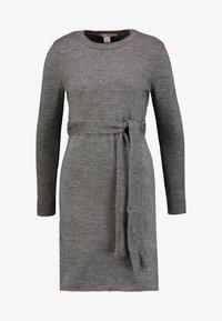 Anna Field - Jumper dress - grey - 4