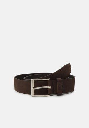 BELT - Belt - dark brown