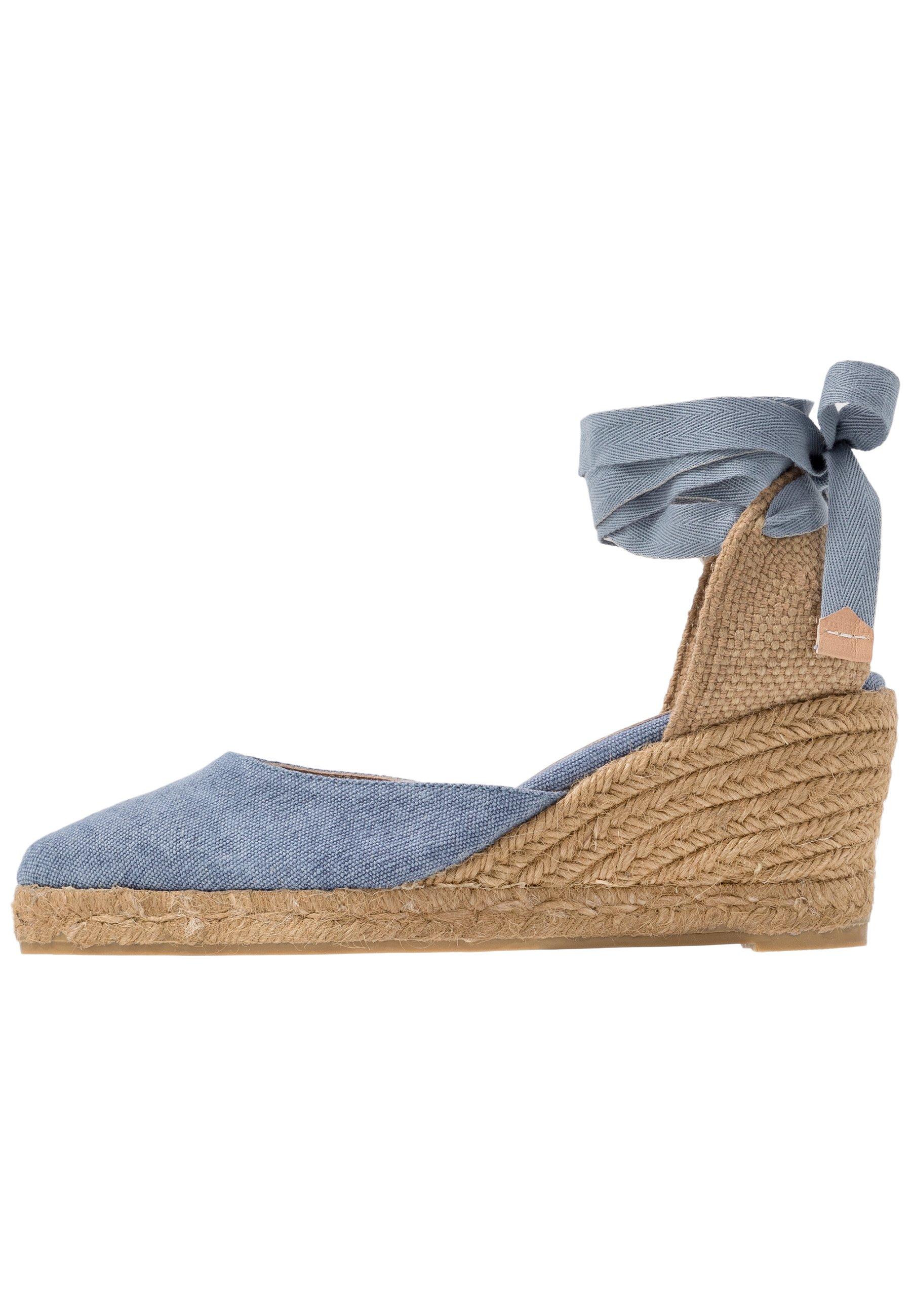 Castañer JOYCE - Loafers - jeans claro