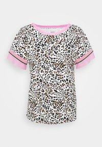 Marc Cain - Print T-shirt - prism pink - 0
